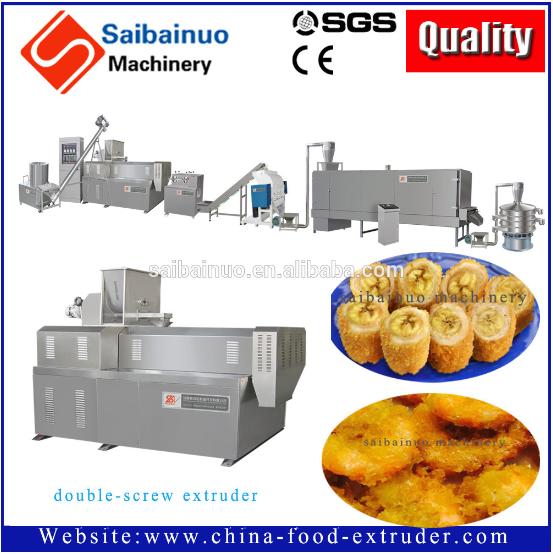 Bread crumbs machine - NEWS - Extrusion food machine